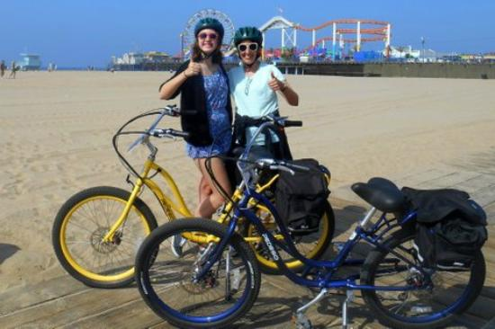 Pedal or Not... Electric Bicycle - Tours: Santa Monica Beach/Pier