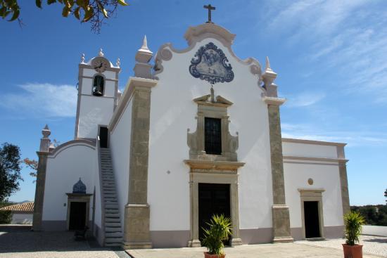 Church of Sao Lourenco de Almancil: Sankt Lorenzkirche - Aussenansicht