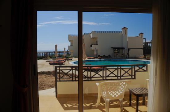 Sea Sun Hotel Dahab: вид из номера