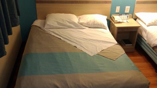 Motel 6 Fredericksburg North: Beds
