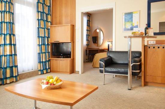 Starlight Suiten Hotel: Classic suite1