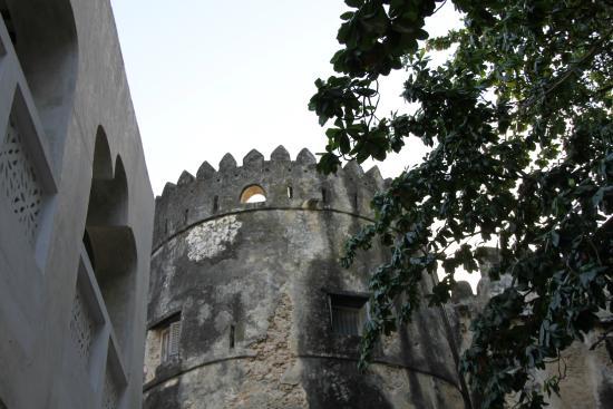 Lamu Old Town : Lamu tower 2