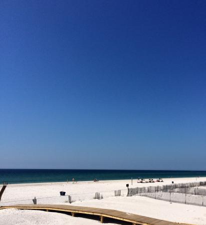 Gulf View from Sunchase 101 is amazing! Only a few units at this complex have this kind of view!