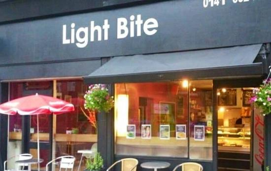 The Light Bite: 17-19 sinclair drive