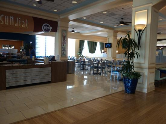 Wyndham Lake Buena Vista Disney Springs Resort Area: Sundial Cafe