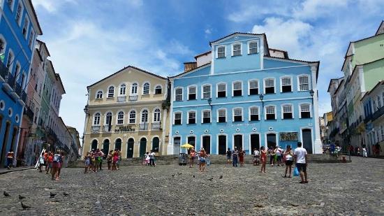 Museu de jorge amado picture of pelourinho salvador - Amado salvador ...