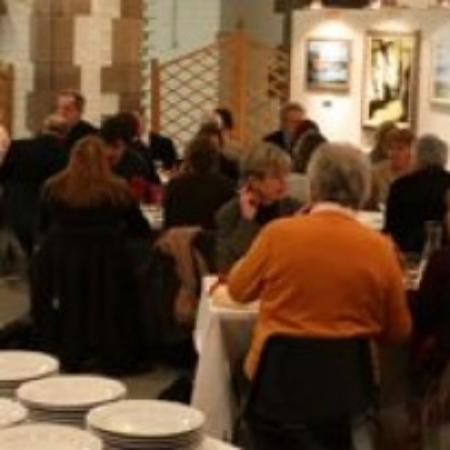 Cafe in the Crypt at Blackburn Cathedral: Another photo from a function