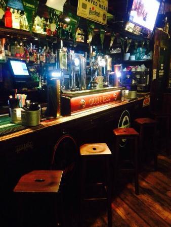 Old Stove: irish pub
