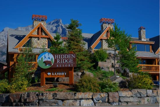 Hidden Ridge Resort: Welcome to the Hidden Rdige Resort