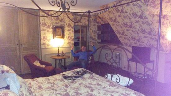 Guesthouse Bonifacius: our room