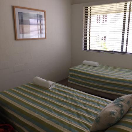 Munna Beach Apartments: Um dos quartos, bem confortável