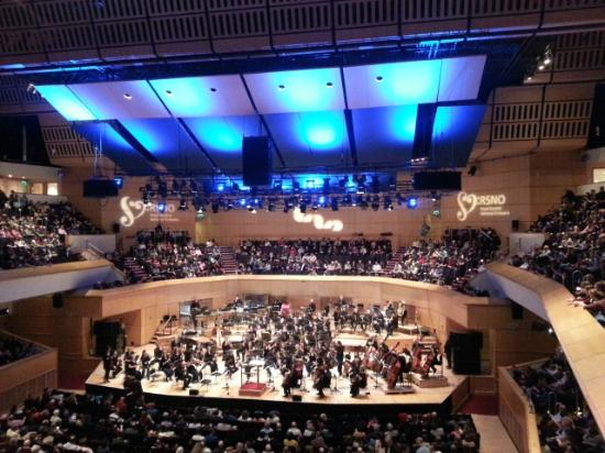 The Glasgow Royal Concert Hall: Orchestre