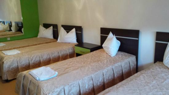 Hotel Krone: room