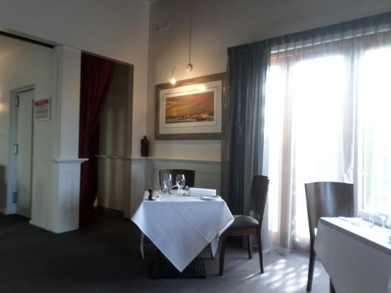 Pipers of Penola: Dining room