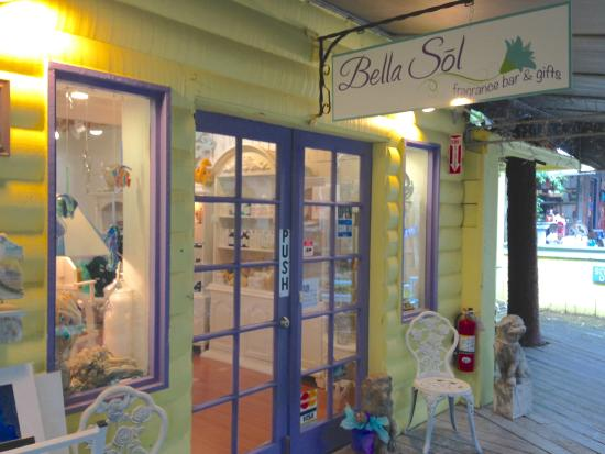 Bella Sol Fragrance Bar and Gifts
