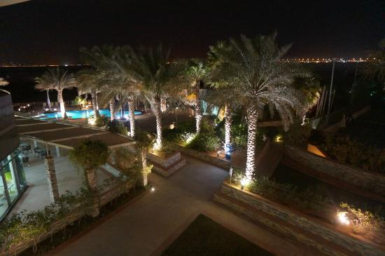 Park Inn by Radisson Abu Dhabi Yas Island: view from room 125,1. floor