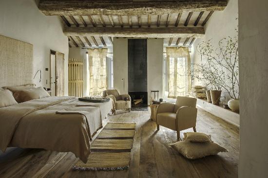 Castiglioncello del Trinoro, Itália: Suite Sant' Andrea 9
