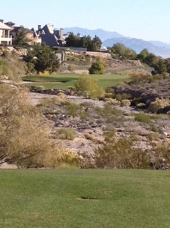 Badlands Golf Club : Easy par 3