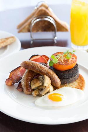 Muckrach Country House Hotel: Breakfast