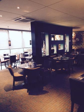 Premier Inn Portsmouth Port Solent Hotel: Restaurant