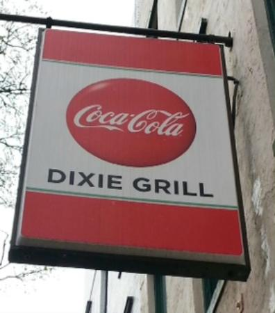 The Dixie Grill on Market St - Picture of The Dixie Grill, Wilmington ...