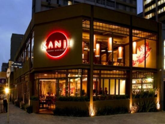 Foto de kanji sushi s o paulo fachada do restaurante for Fachada para restaurante