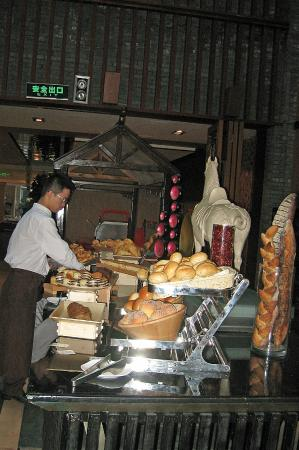 Wyndham Garden Suzhou: Breakfast buffet
