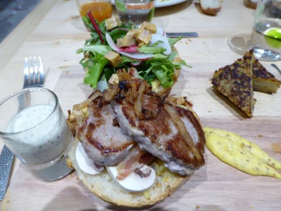 Le verre y table mainxe omd men om restauranger - Restaurant viroflay le verre y table ...