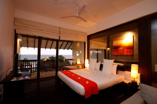 Temple Tree Resort & Spa: View from Deluxe Ocean View Room