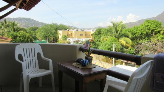 Canto del Mar Hotel & Villas: Villas Luna - Balcony
