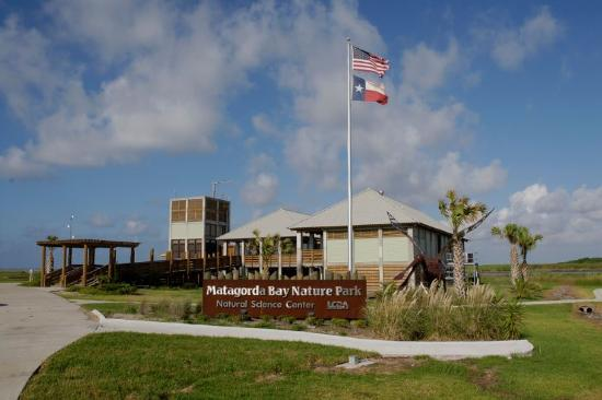 Matagorda Bay Nature Park Beach