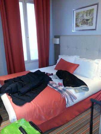 Hotel Floridor Etoile: The room