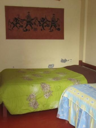 Pachamama: chambre en rdc