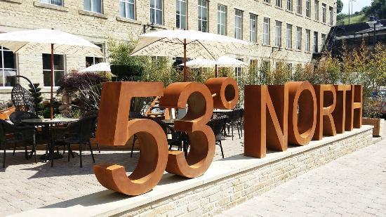 53 Degrees North