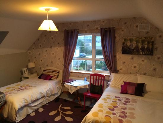 Bayview Country House: chambre