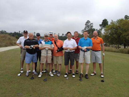 The Golf Club at North Hampton : Epsilon Chi Chapter of Sigma Nu Fraternity alumni.  2015