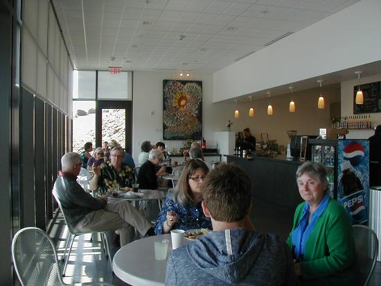 Loie's Cafe at Maryhill Museum of Art, Goldendale - Menu