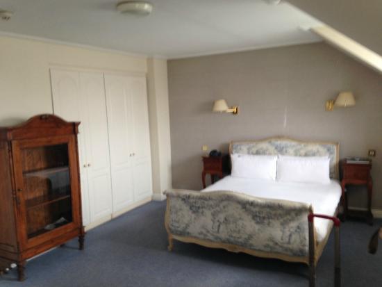 Pembroke Townhouse: chambre