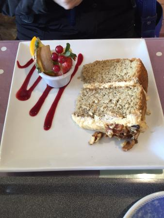 The Eating House: Coffee cake