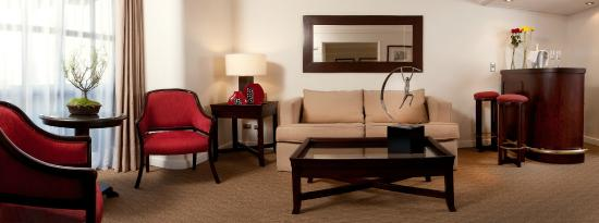 Kennedy Hotel: Suite