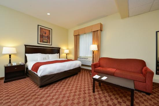Comfort Suites Eugene: Room Suites