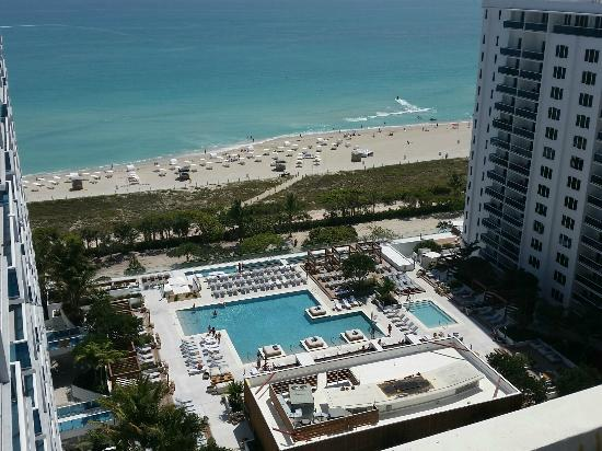Lower Pool Picture Of 1 Hotel South Beach Miami Beach