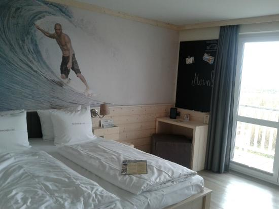 ocean zimmer bild von beach motel st peter ording sankt peter ording tripadvisor. Black Bedroom Furniture Sets. Home Design Ideas