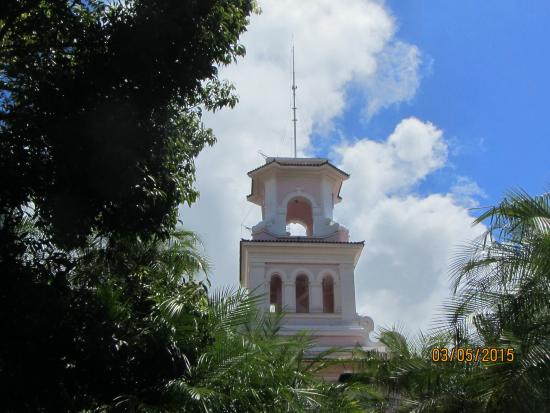 """Belmond Hotel das Cataratas: Hotel """"tower"""""""