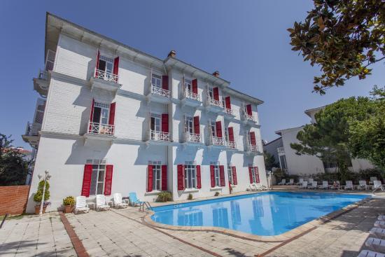 Splendid Palace Hotel: havuz