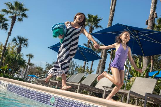 Families experience sun and fun in Kissimmee