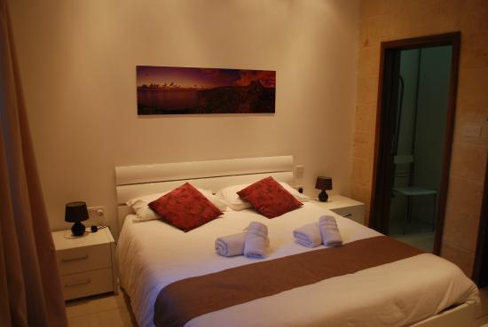 Valletta Merisi Suites : Bedroom