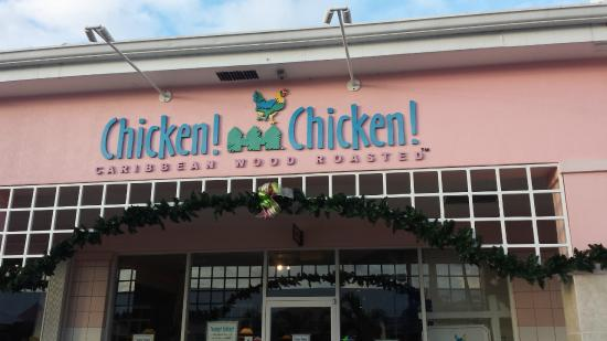 Chicken! Chicken! Caribbean Wood Roasted : Business front