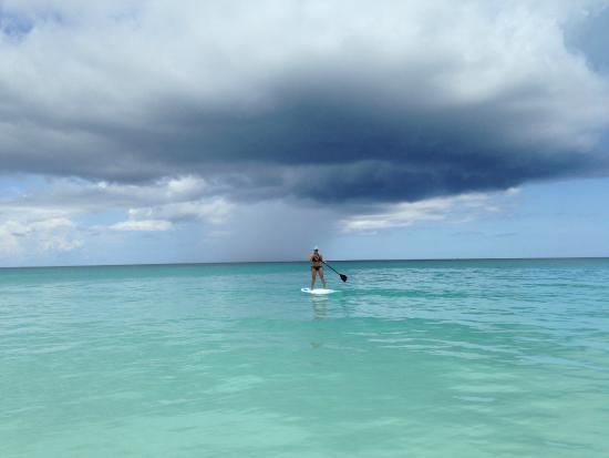 The Dunmore Hotel & Residences: Paddle Boarding