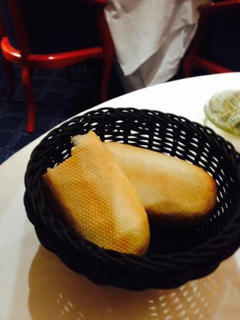 Auberge de la Gueulardiere : le pain 100% maison